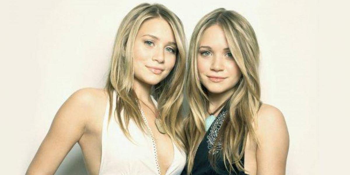 El extraño aspecto de las gemelas Olsen en una boda