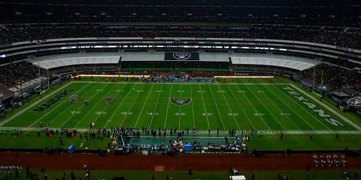 No hay fecha para la venta de boletos del Raiders-Patriotas en México