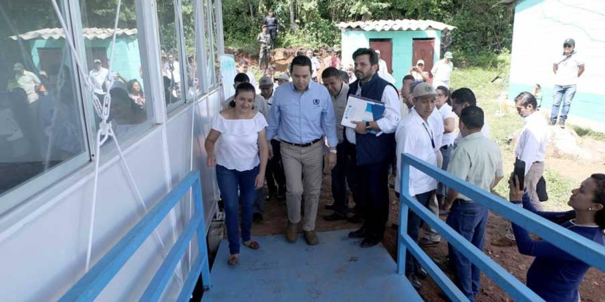 """Presidente Morales: """"Estoy como patojo pidón, porque no me dejan utilizar el dinero que tenemos"""""""