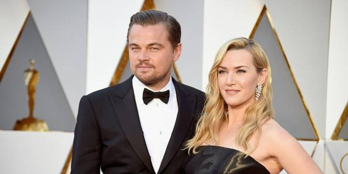 Leonardo DiCaprio subasta una cena con él y Kate Winslet y fans podrían ganar