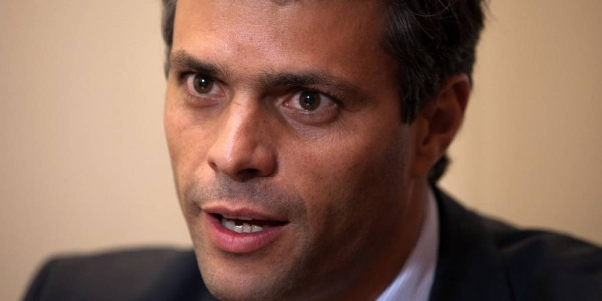 Leopoldo López exige retiro de Constituyente en reunión con Rodríguez Zapatero