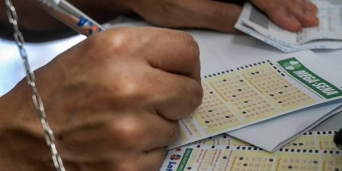 Mega-Sena vai sortear R$ 60 milhões neste sábado