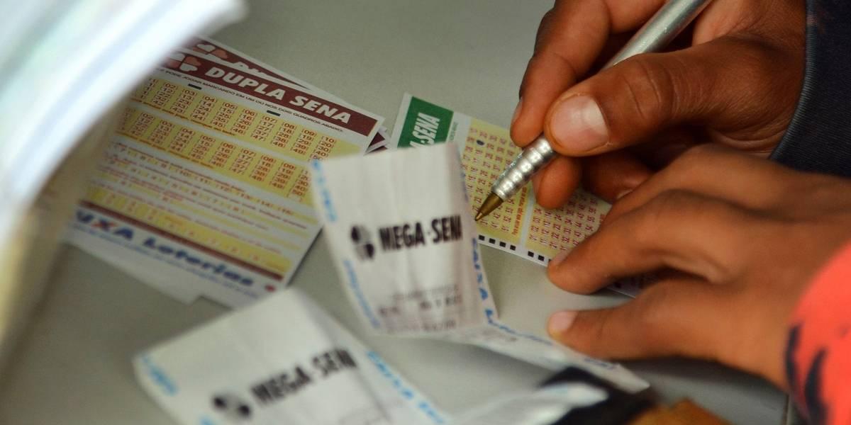 Sem acertadores, prêmio da Mega-Sena acumula e chega a R$ 25 milhões