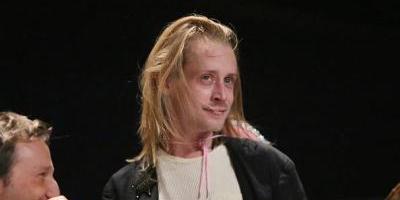 El radical cambio de look de Macaulay Culkin