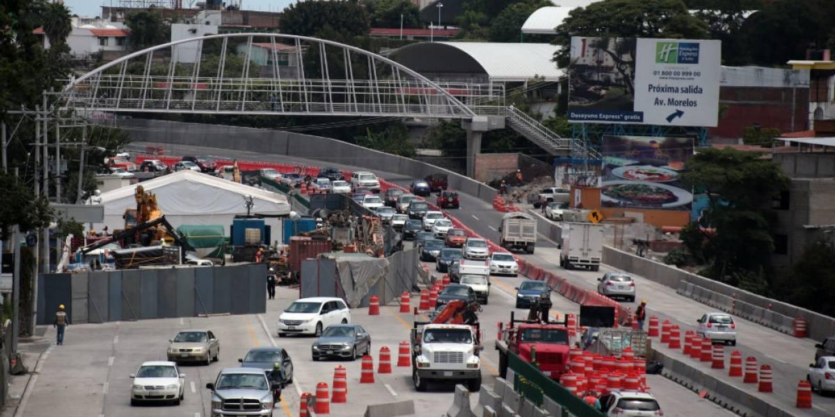 SCT construirá nuevo viaducto en zona del Paso Express afectada por socavón