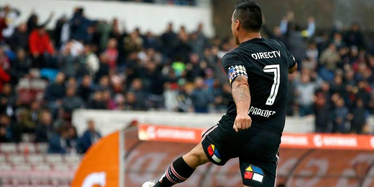 """Presidente de Peñarol confía en cerrar fichaje de Esteban Paredes: """"Se sigue negociando"""""""