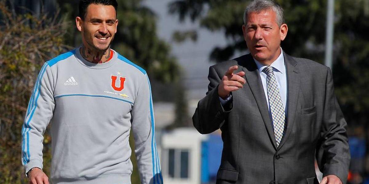 Con estadio y la Libertadores: Los altos objetivos que se trazó Pinilla en su llegada a la U