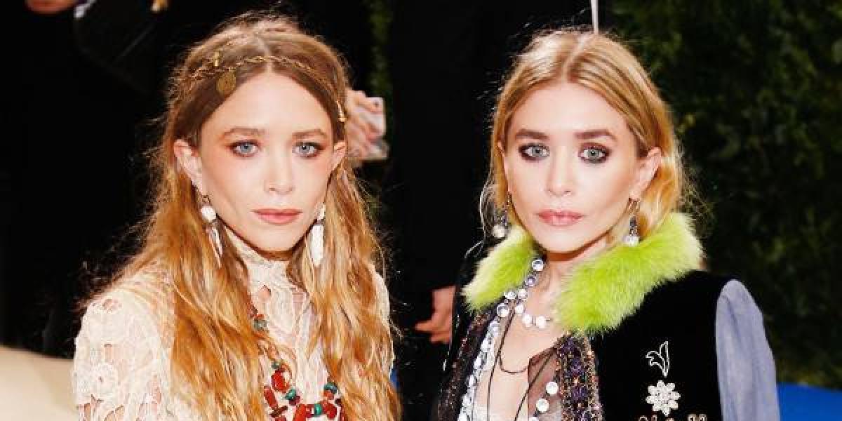 Gemelas Olsen asisten a una boda y su apariencia vuelve a dar de qué hablar