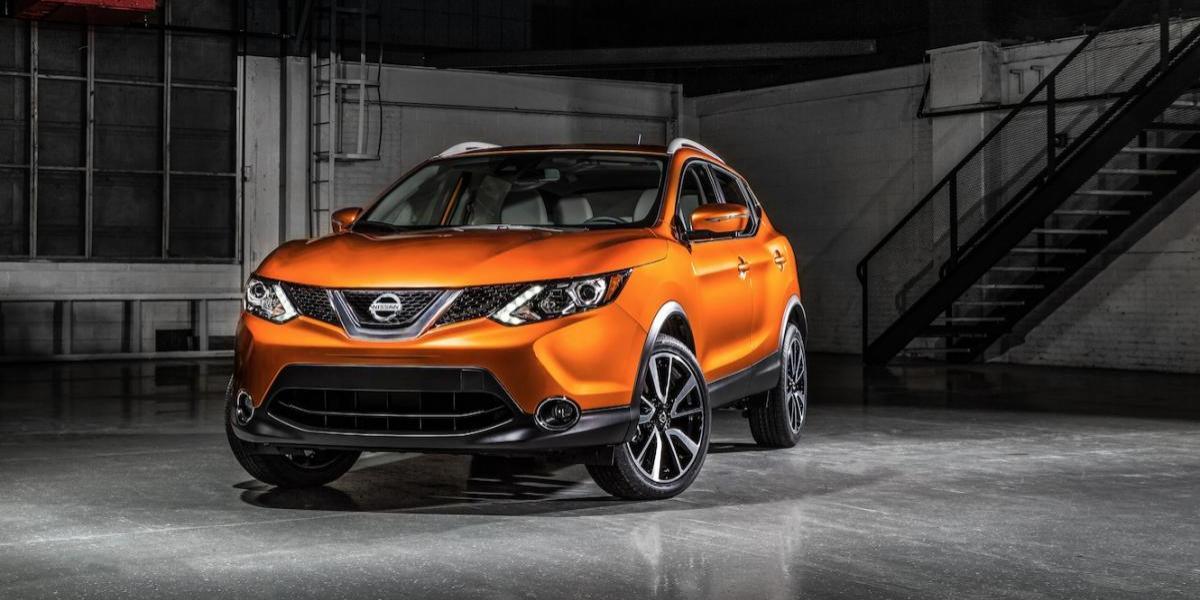 Nissan aumenta su portafolio con la Rogue Sport