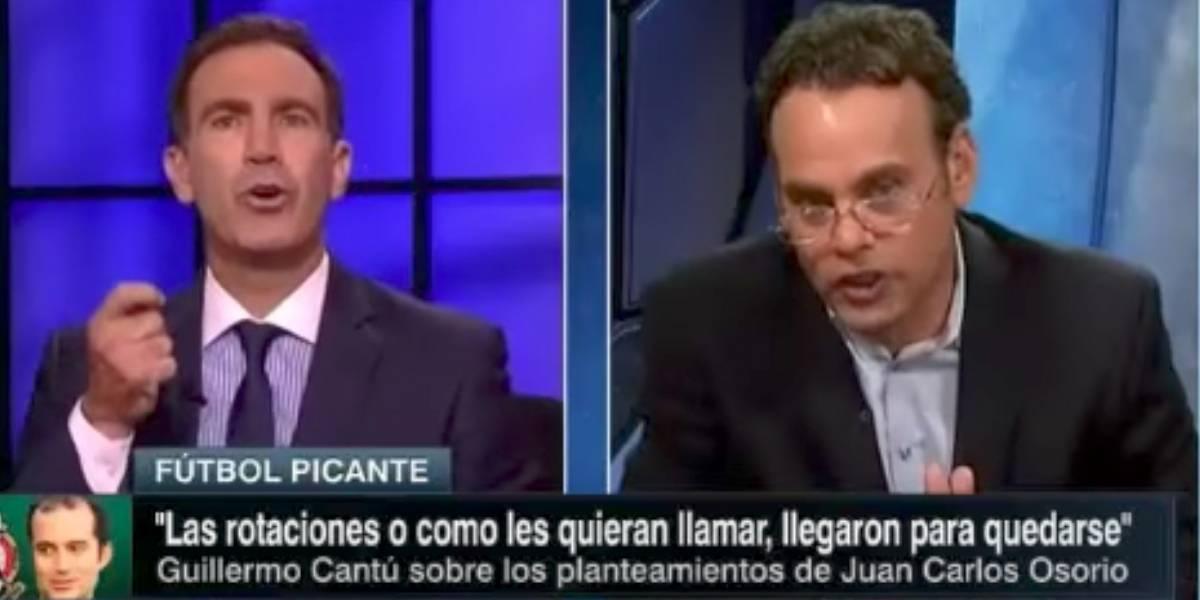 """VIDEO: Paco de Anda pone en su lugar a Faitelson por """"hablar sin saber"""""""