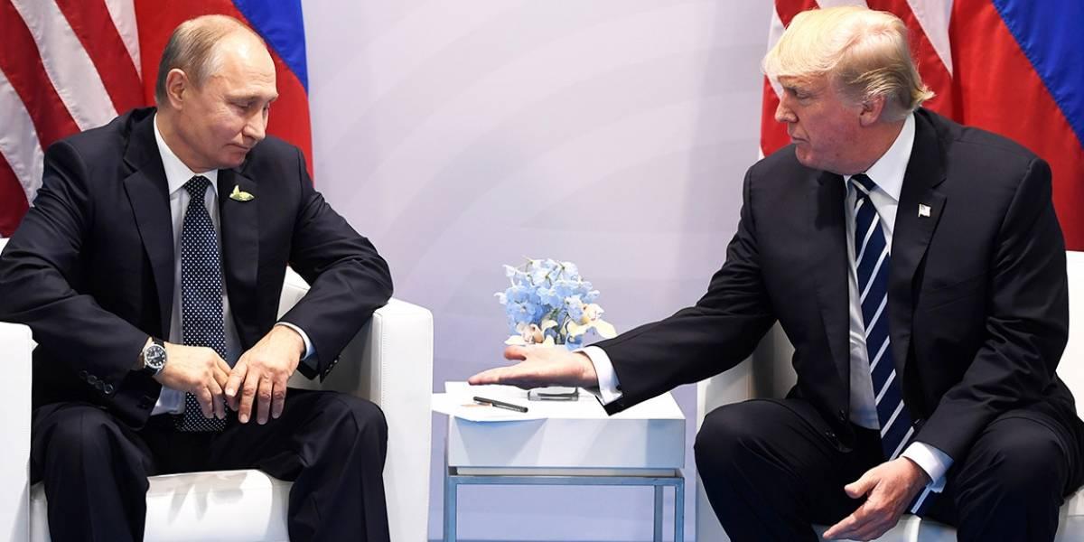 Cámara baja de EEUU aprueba sanciones contra Rusia, Irán y Corea del Norte