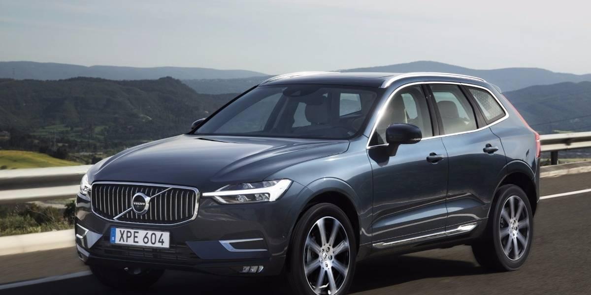 Llega el nuevo XC60 de Volvo, la gran apuesta de seguridad