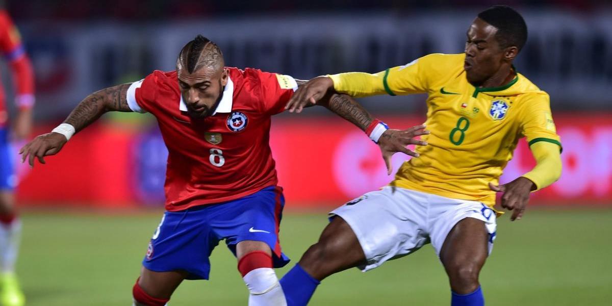 Confirmado: Chile jugará su partido clave en las Clasificatorias ante Brasil en Sao Paulo