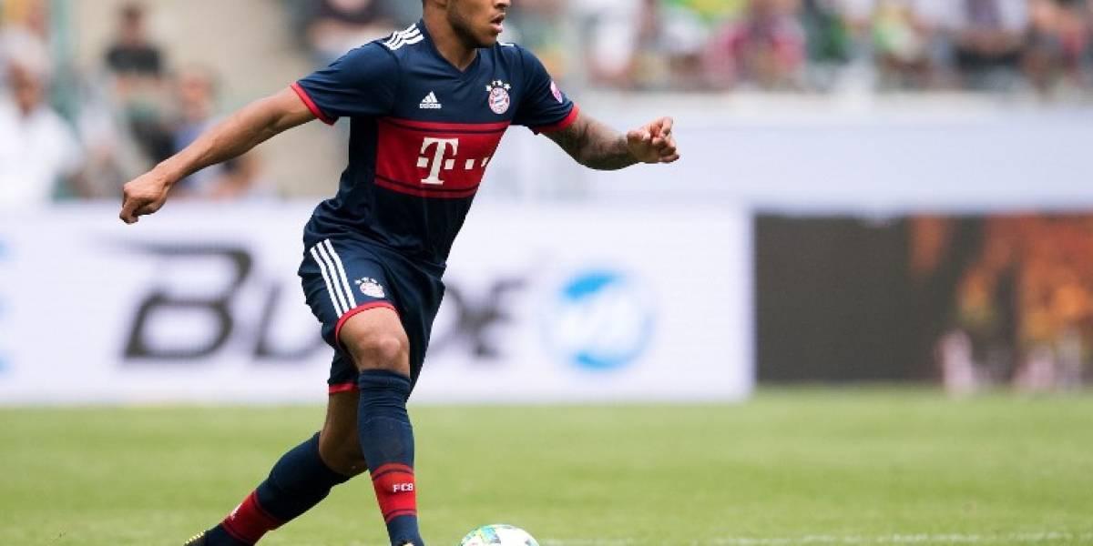 """Nuevo refuerzo del Bayern no duda: """"Vidal juega exactamente como a mí me gustaría jugar"""""""