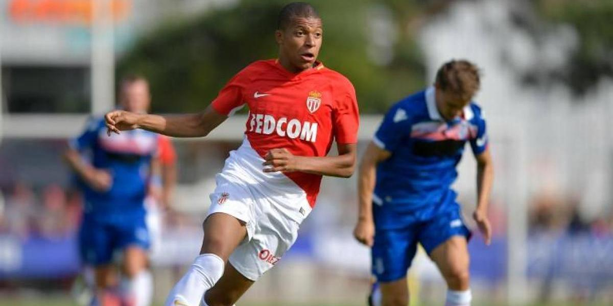 Mónaco desmiente acuerdo con Real Madrid para vender a Mbappé