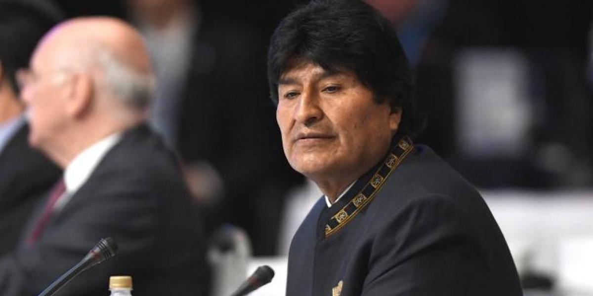 """Evo Morales destacó el """"espíritu de colaboración"""" tras acuerdos del Comité de Frontera Chile-Bolivia"""