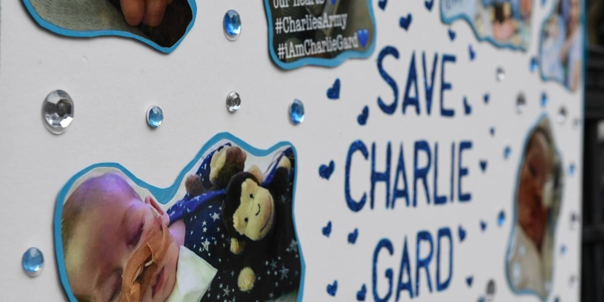 Charlie Gard, el bebé británico con enfermedad terminal pasará sus últimos días en un hospicio
