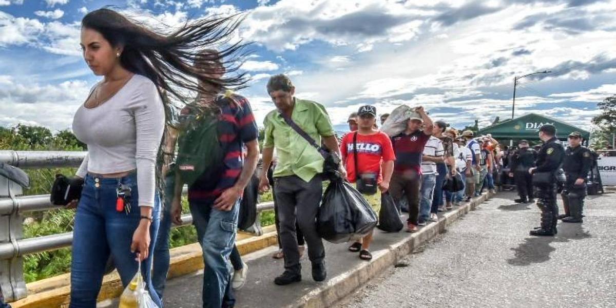 Escasez y fronteras colapsadas: la caótica escena de Venezuela a días de la Constituyente