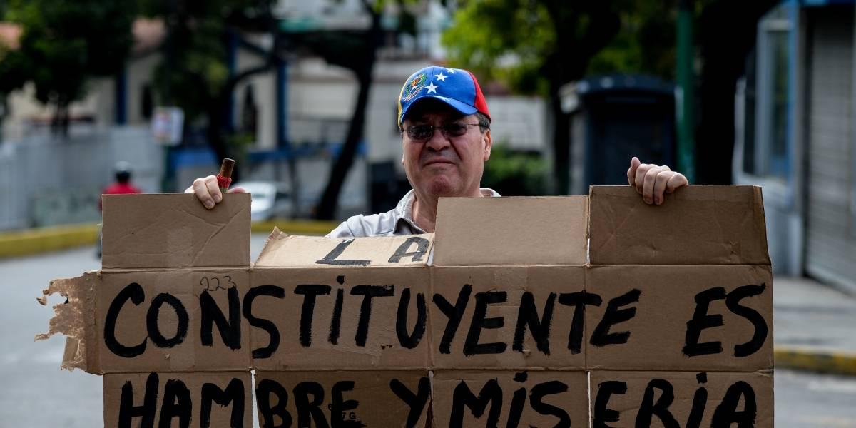 Oposición venezolana llama a mantener las protestas hasta el domingo