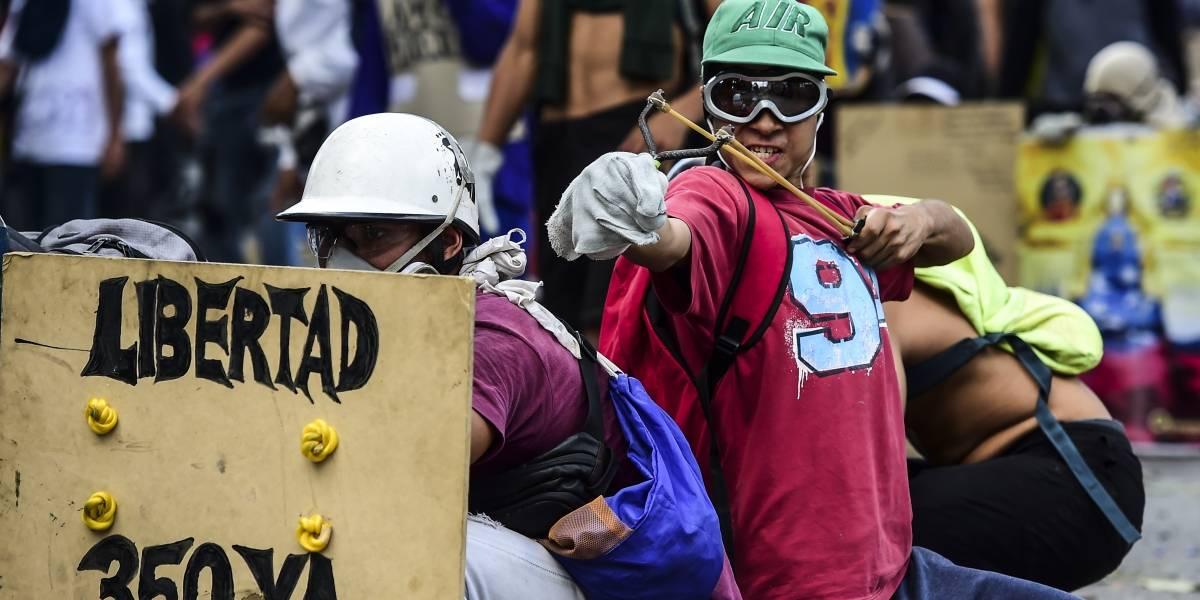 Joven de 16 años es la segunda víctima fatal durante paro en Venezuela