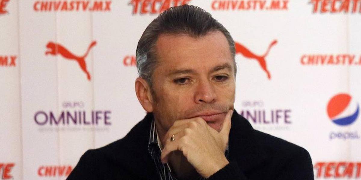 Higuera califica de nefasto que se busque quitar a Osorio del Tricolor
