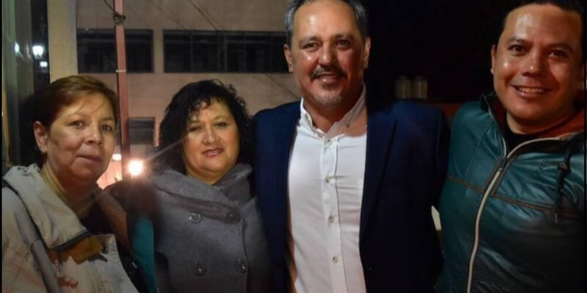 Estoy en la delegación trabajando no me escondo de nadie: Rigoberto Salgado