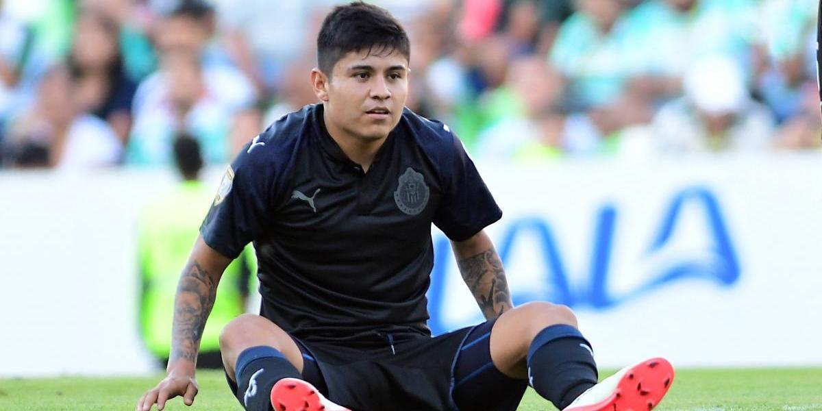 Chivas debuta en Copa MX con derrota ante Santos