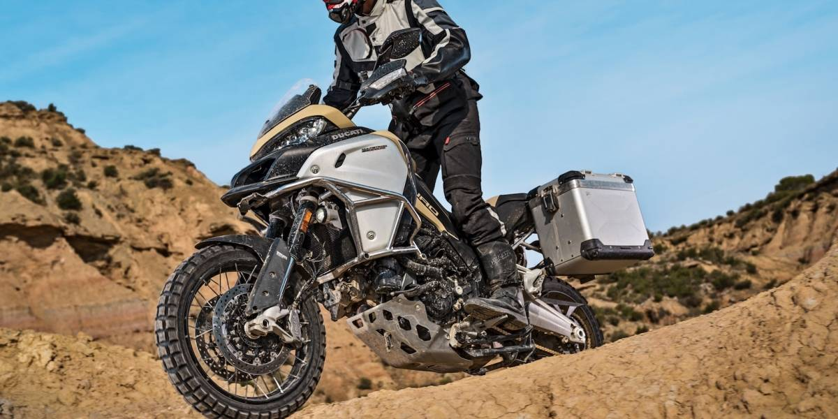 Multistrada 1200 Enduro Pro se suma a la oferta de Ducati