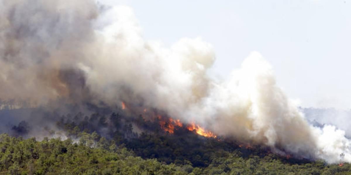 Francia evacua a 10 mil personas por incendios en la Riviera