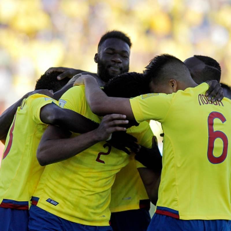Ecuador publicó su nómina definitiva para la Copa América