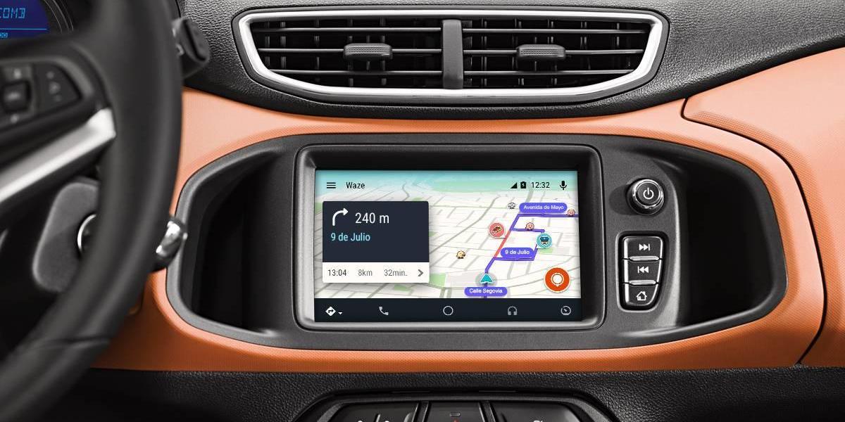 La aplicación de navegación Waze llega a Android Auto