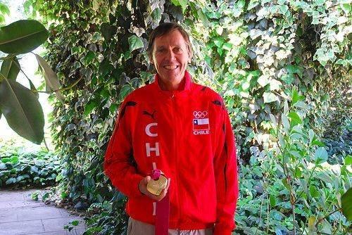 Alberto González (Team Chile)