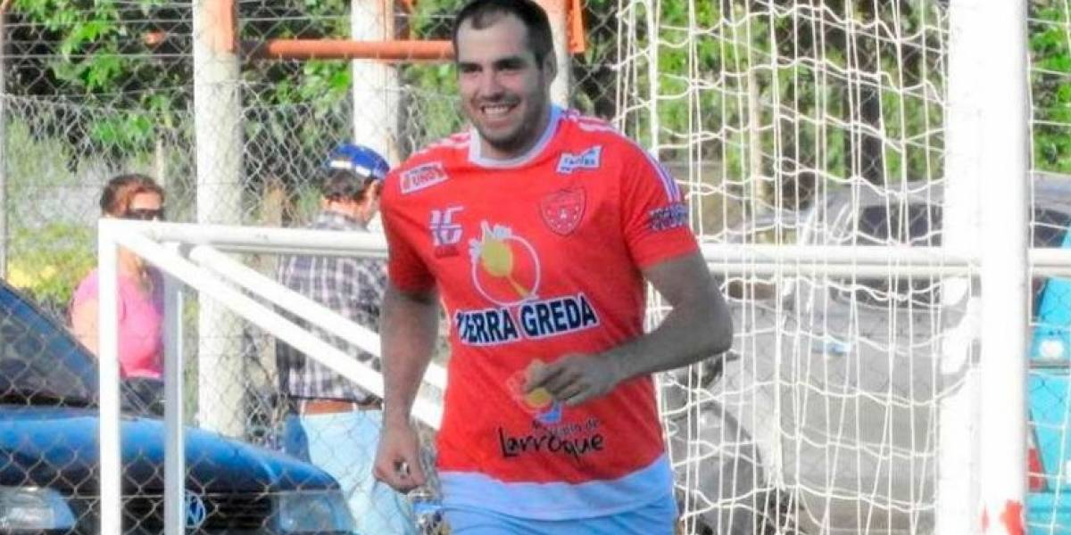 Futbolista se retira para donar parte del hígado a su sobrino
