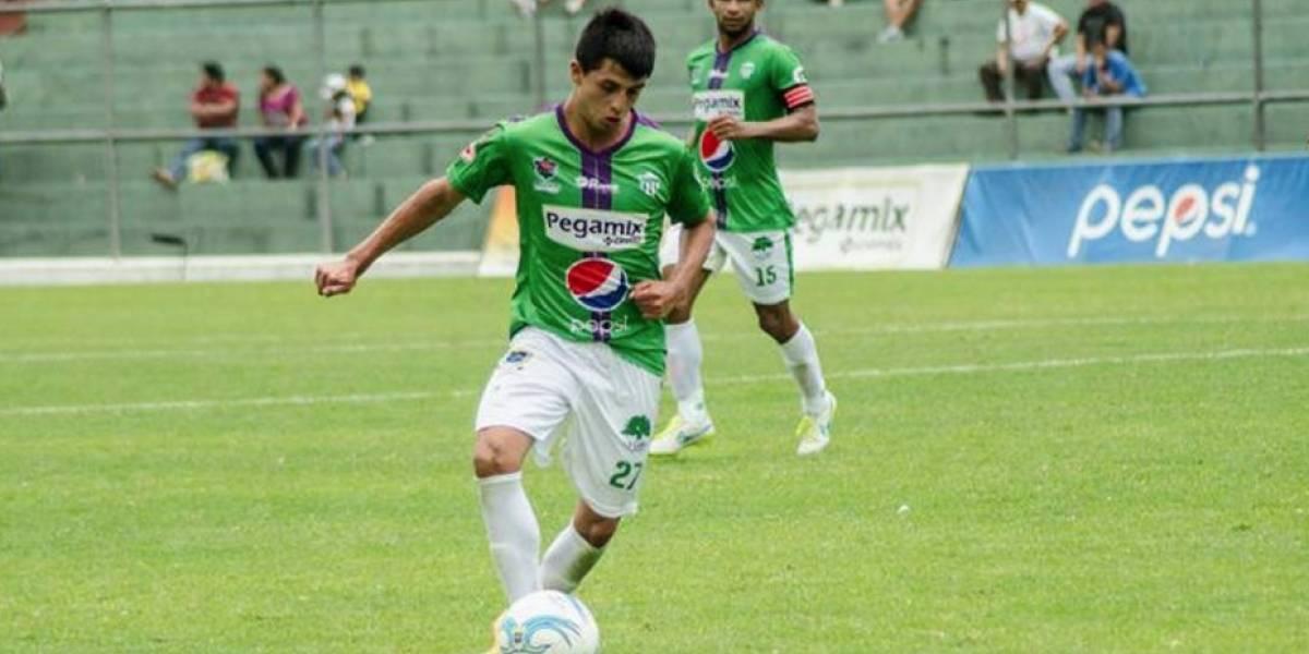 """Alejandro """"Gambetita"""" Díaz queda habilitado para jugar con Antigua"""