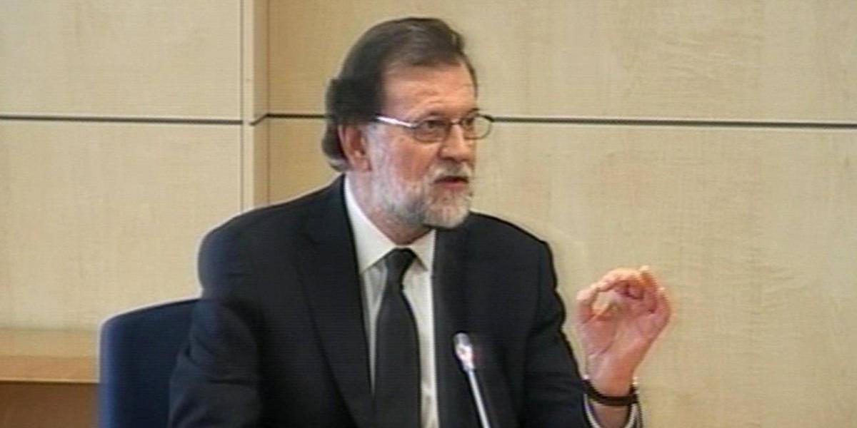 Mariano Rajoy declara ante la Justicia por caso de corrupción en España