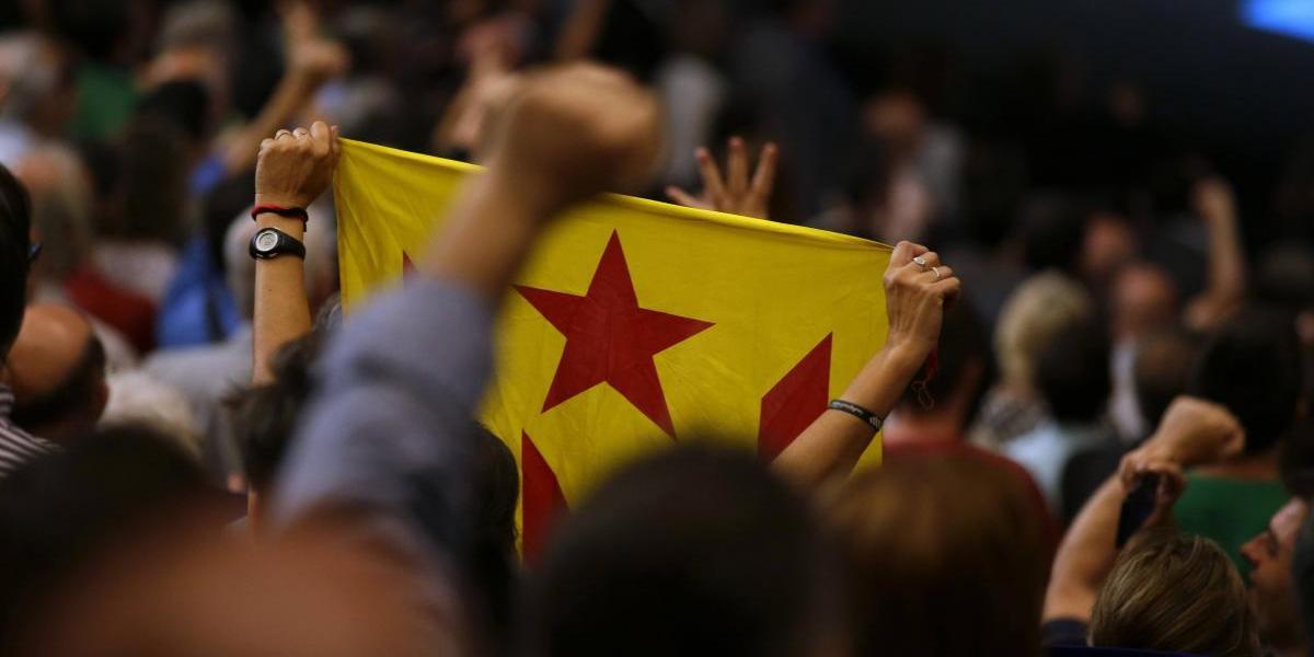 Cataluña acelera el proceso de independencia de España