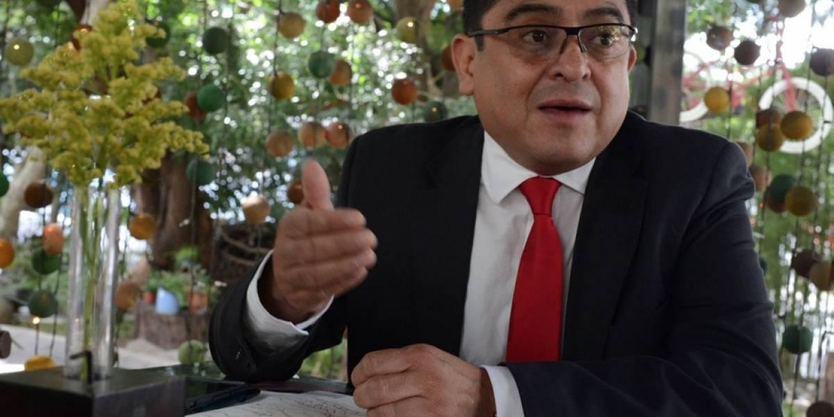 """""""Todos los sectores debemos reconocer que nos hemos equivocado""""  Augusto Rodas, procurador electo"""