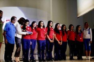 El círculo de Periodistas Deportivos entrega el Premio Mejor de los Mejores