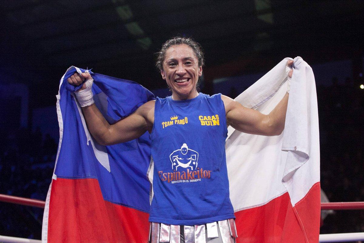 Crespita Rodriguez (Agencia Uno)