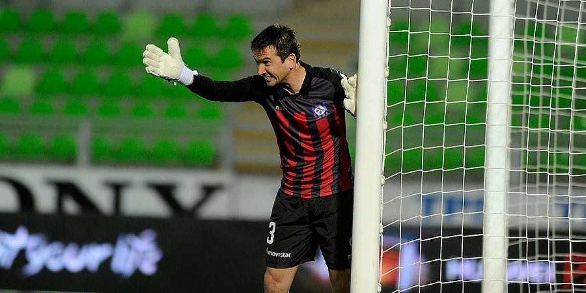 Felipe Núñez se suma a Wanderers para pelear la titularidad con Gabriel Castellón