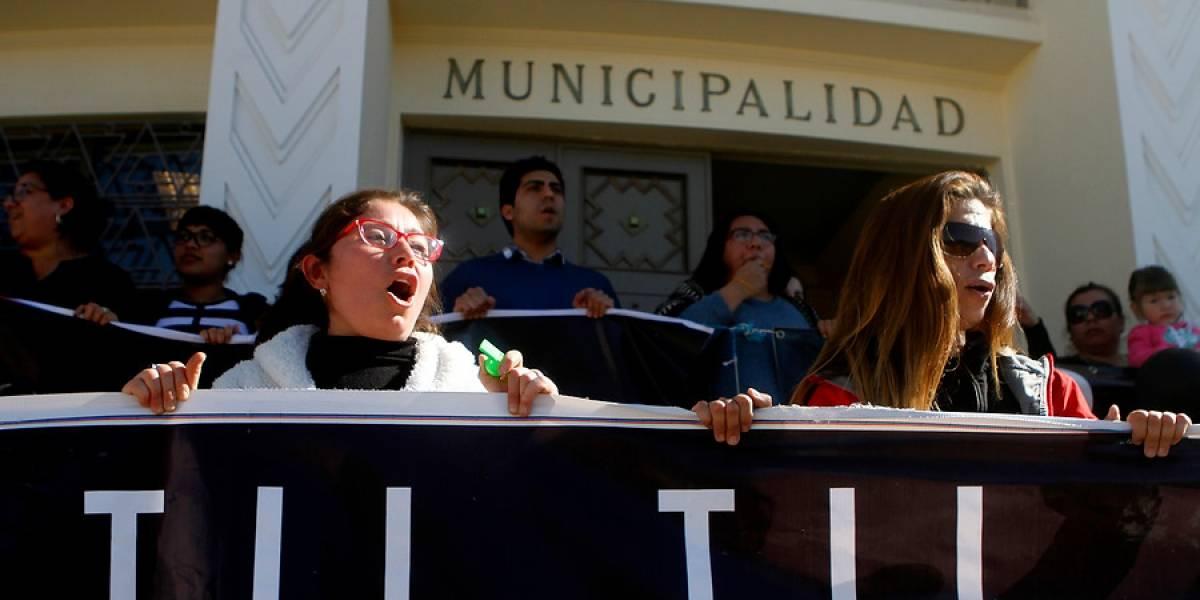 Crecen respaldos solidarios a la causa de Til Til en medio de protestas vecinales