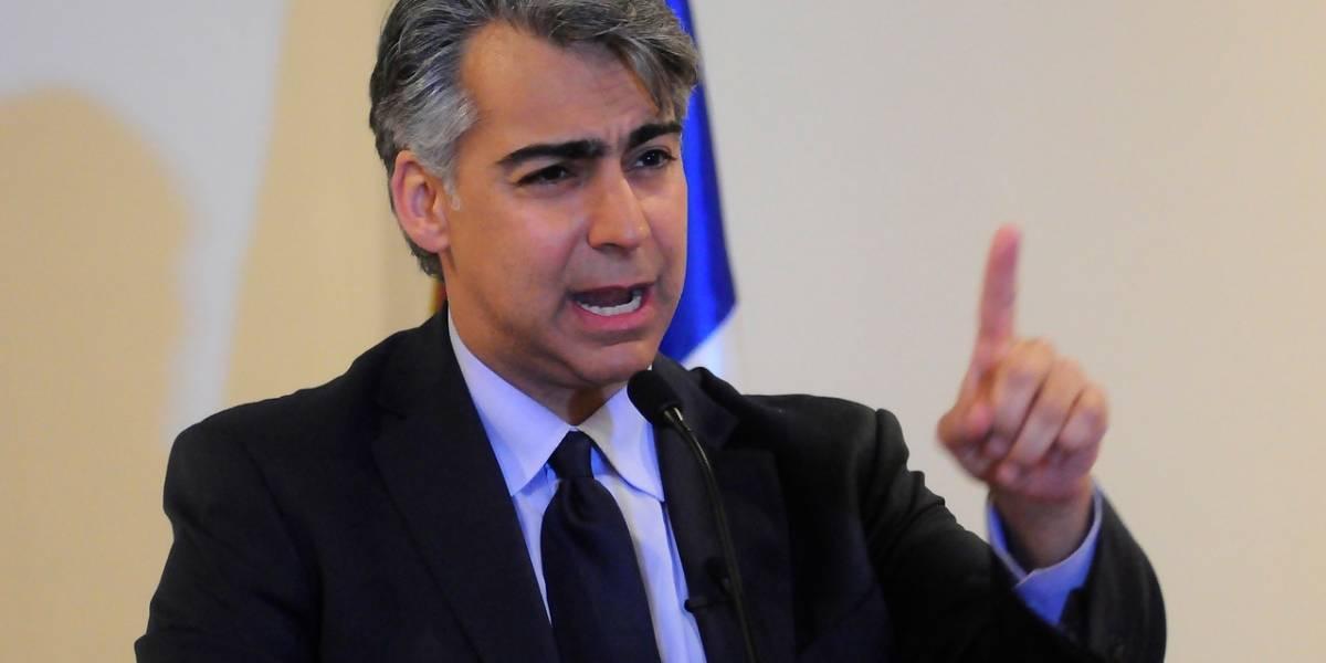 """ME-O critica a Piñera por resolución de La Haya:  """"Le regaló mar a Perú"""""""