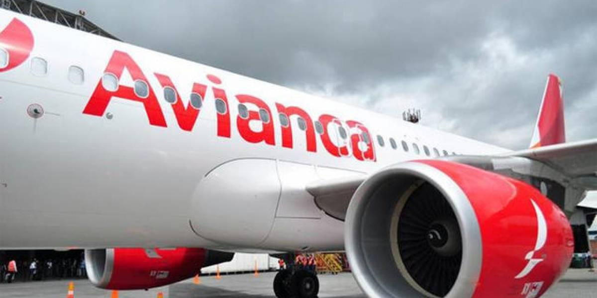 Avianca suspende vuelos a Venezuela por crisis en el país