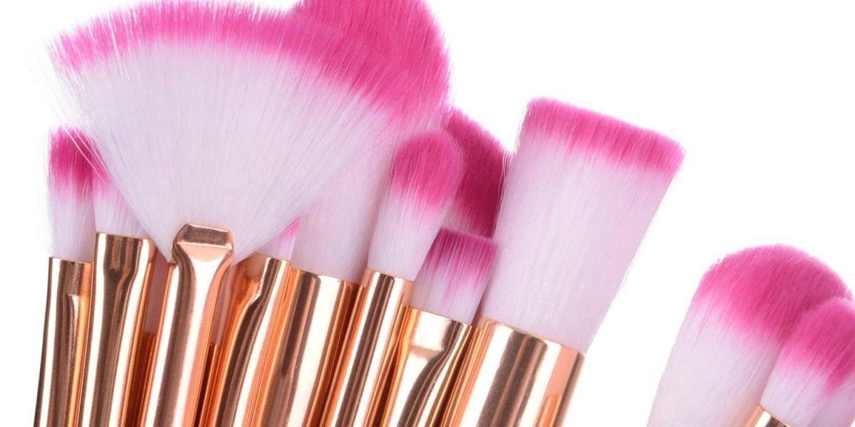 5 sets de brochas de maquillaje que encuentras en Amazon