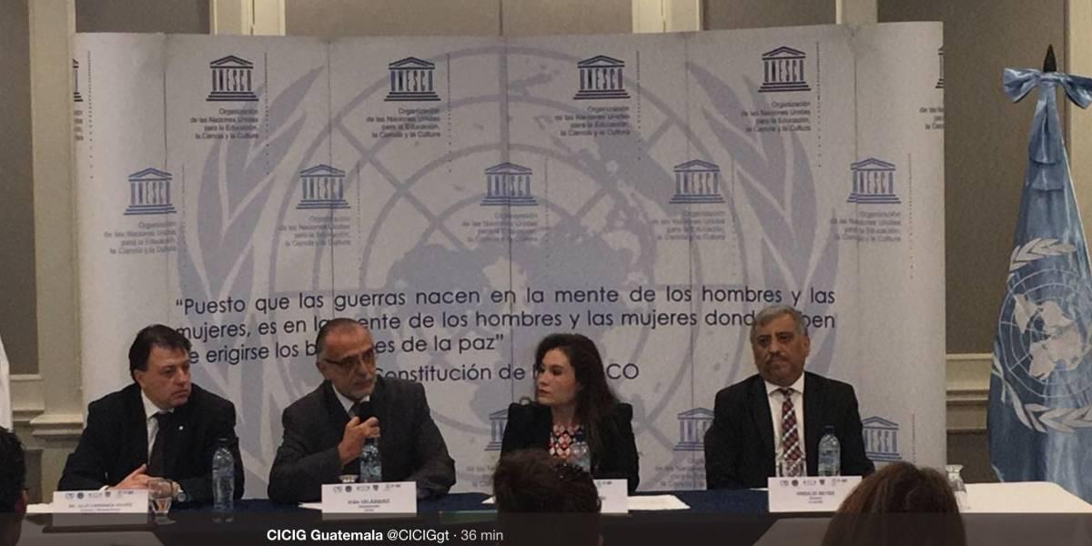 """Iván Velásquez: """"castigo por delinquir, para apoyar la cultura de la legalidad"""""""