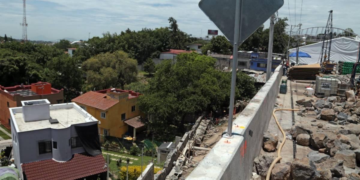 Segob y gobierno de Morelos acuerdan acciones por socavón
