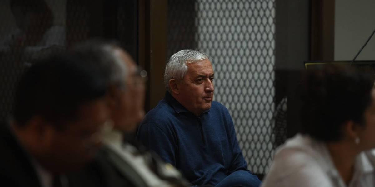 Pérez Molina acciona de nuevo para separar a la CICIG del caso La Línea