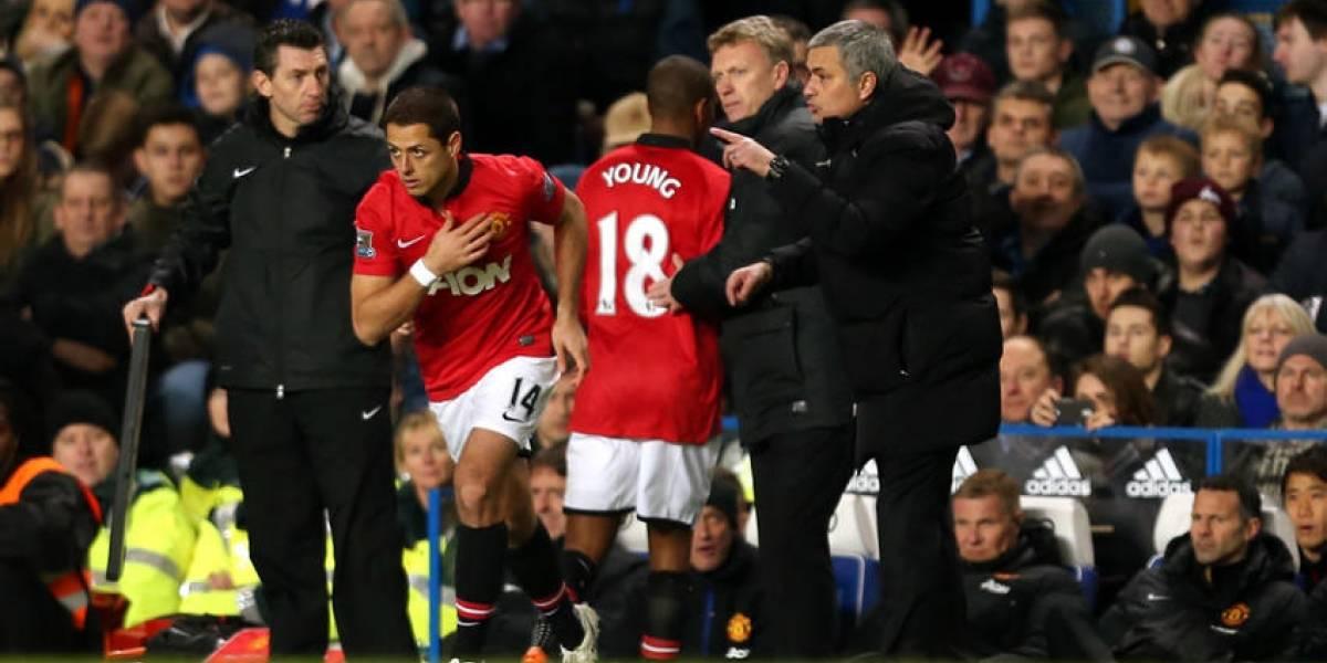 'Chicharito' siempre es bienvenido en mi equipo: Mourinho
