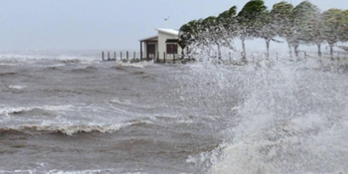Habrá oleaje de más de tres metros en costas del Pacífico por 'Hilary'