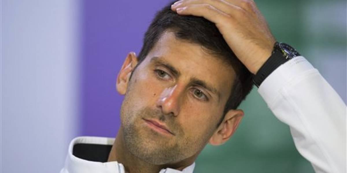 Cae ante el 140 del mundo en Barcelona — Djokovic en crisis